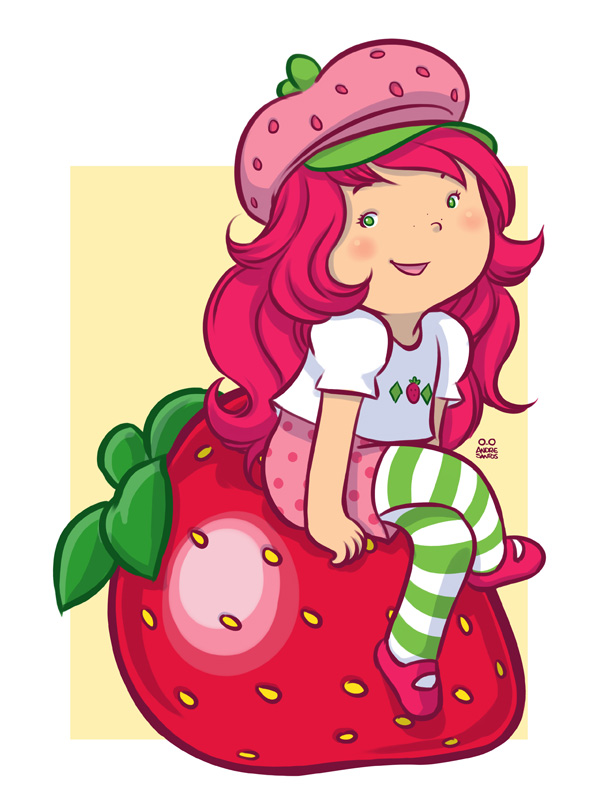 2014 - Strawberry Shortcake