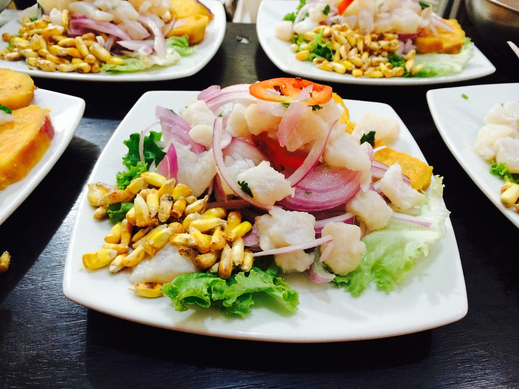 Ceviche Cooking Class