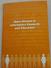 More Wonen in Informatics Research and Education