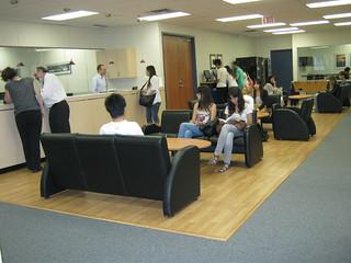 Eurocentres Toronto - Student Lounge