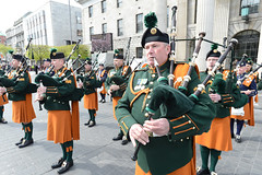 marching band, musician, musical ensemble, bagpipes,