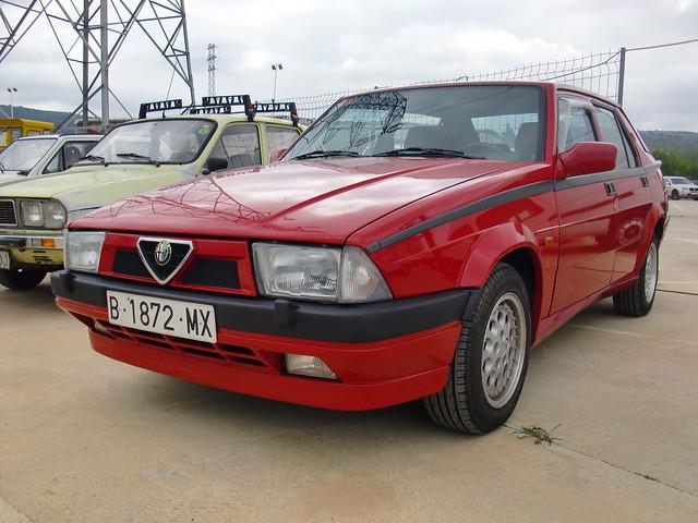 ALFA ROMEO 75 TWIN SPARK