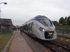 Alstom Régiolis n°B83547  -  Gare SNCF d'Ingwiller