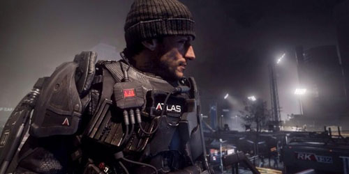 Call of Duty: Advanced Warfare gets behind the sound design video