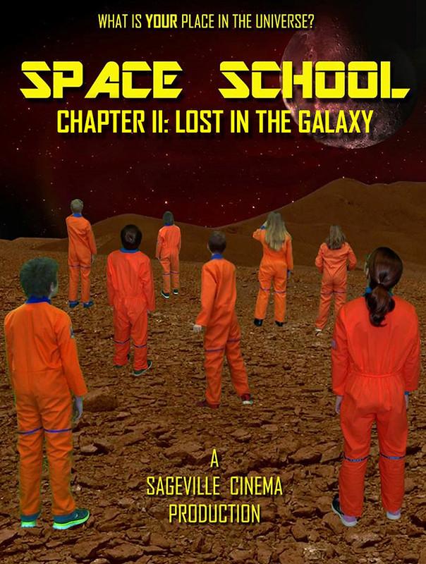 Space School 2 poster