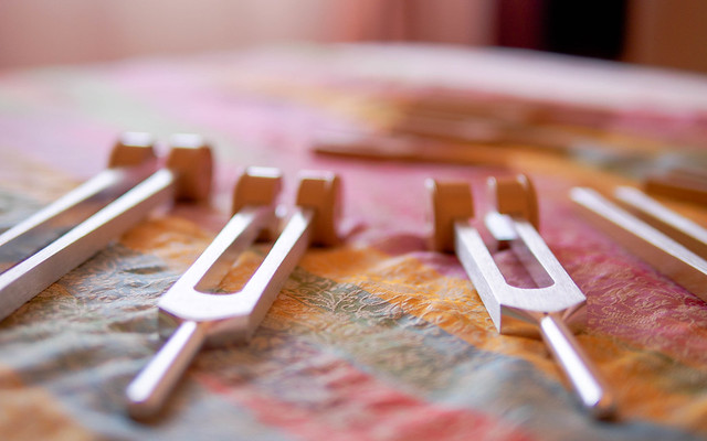 Fibonacci Tuning Forks - フィボナッチ音叉