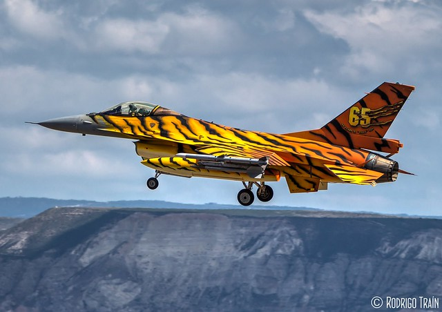F-16 (31 TIGER SQUADRON) AIR FORCE BELGIAN.
