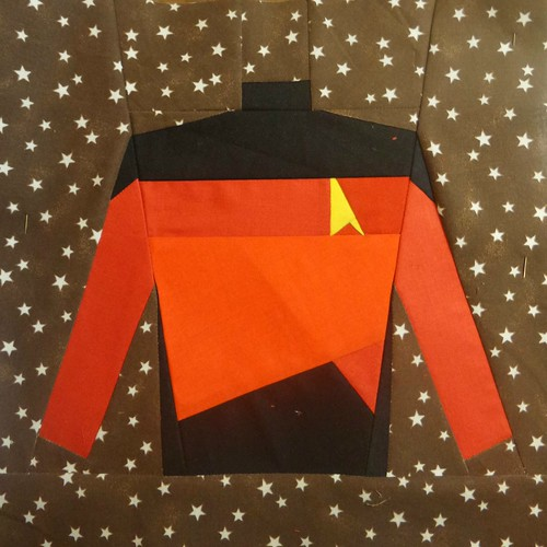 Star Trek TNG Uniform