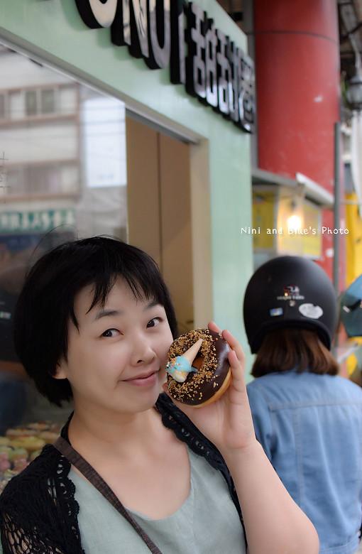 彰化員林JUICY DONUT創意造型甜甜圈21