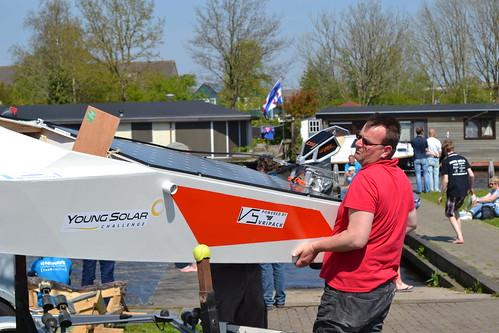 Eneco Zonnebootrace NK 2016