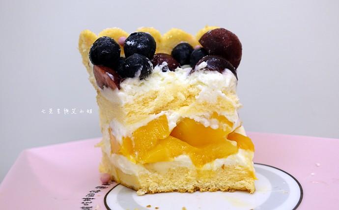 5 士林宣原芒果蛋糕