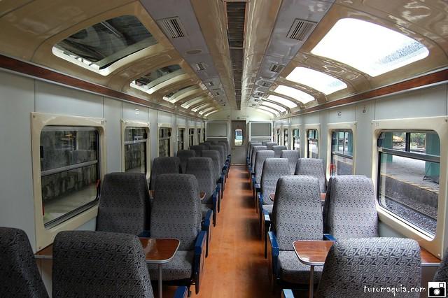 Expedition - Trem Peru Rail