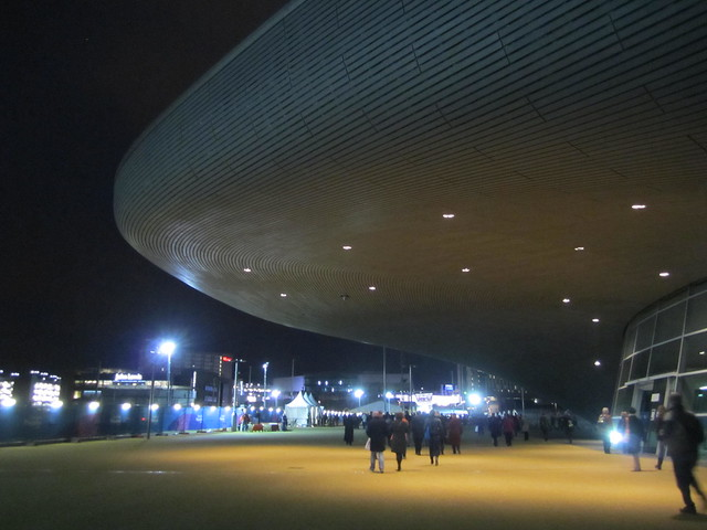 Aquatics Centre, Olympic Park