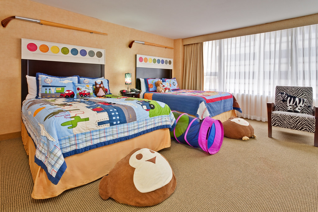 Kid Friendly Guest Room