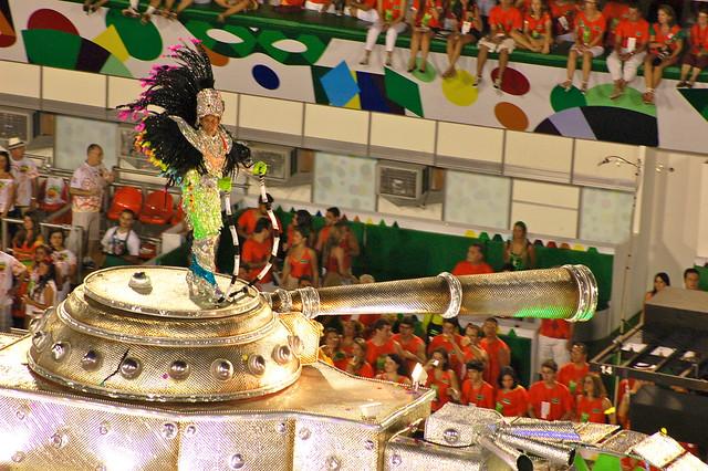 Rio's Carnival: Sao Clemente20