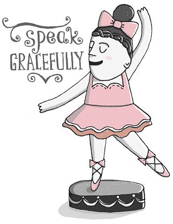 Speak Gracefully by doublexuan