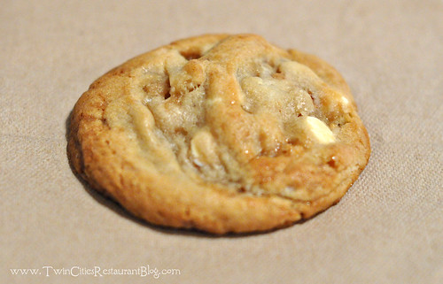 White chocolate Chip Cookie at Wabasha Deli ~ St Paul, Mn