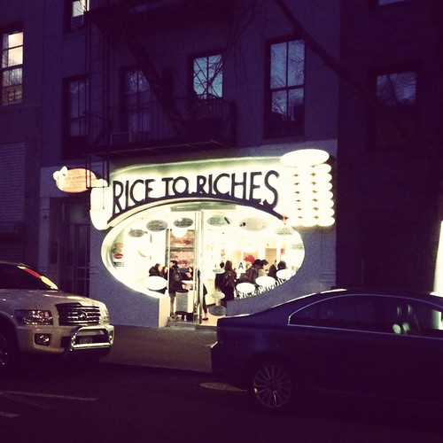 rice to riches :)