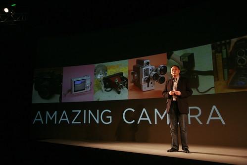 圖三:HTC執行長周永明表示將透過真相機體驗與實音現聲,成就HTC One的差異化使用體驗。