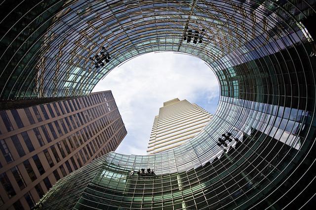 Bloomberg, par Franck Vervial