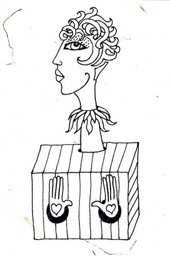 boxwoman by yapwilli