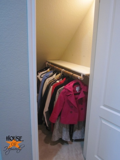 Finally An Official Coat Closet House Of Hepworths