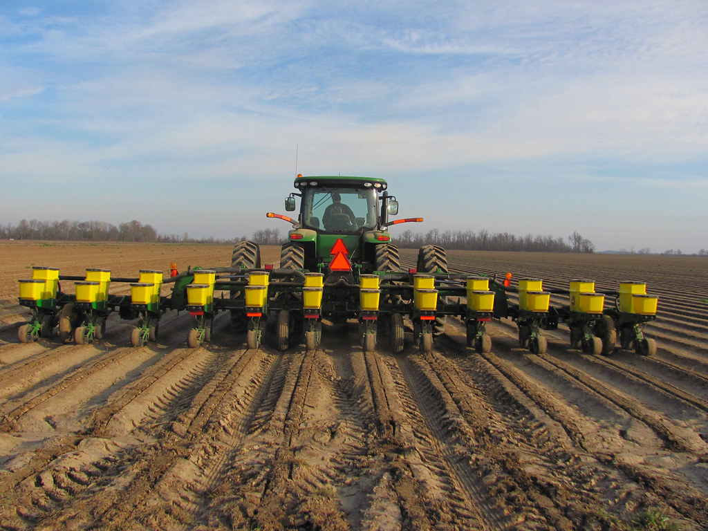 2-28 Planting Corn
