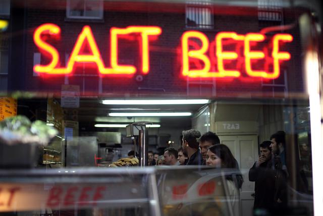 Salt Beef