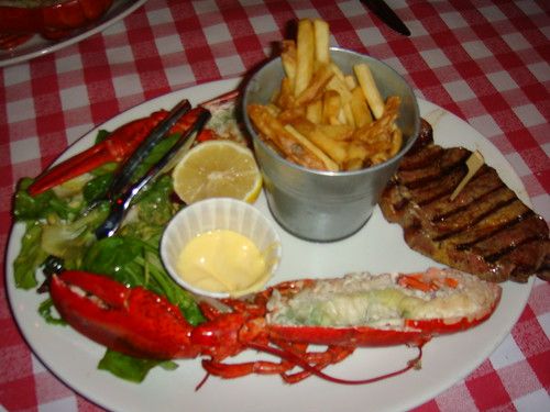 Steak & Lobster