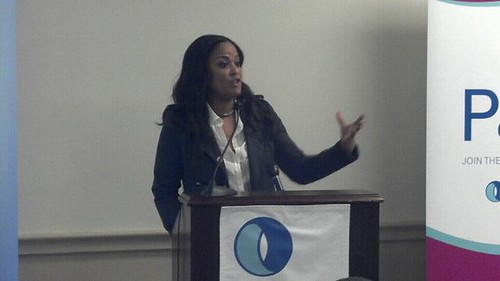 American Kidney Fund, Celebrity Spokesperson Laila Ali