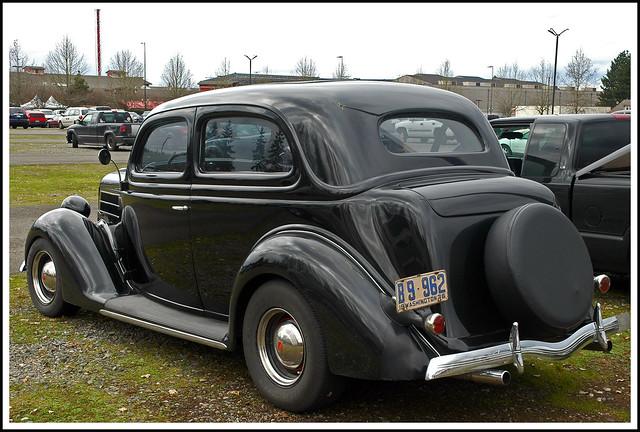 1936 ford 2 door sedan a photo on flickriver for 1936 ford 2 door sedan