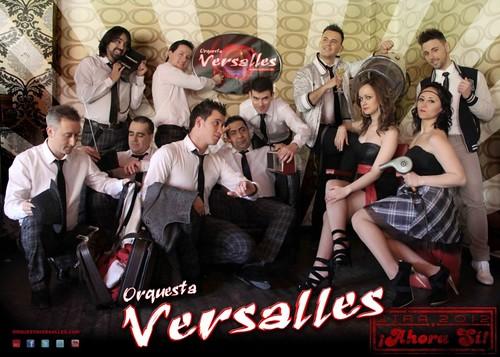 Versalles 2012 - orquesta - cartel