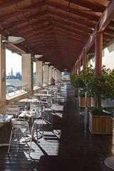 Royal Opera House terrace