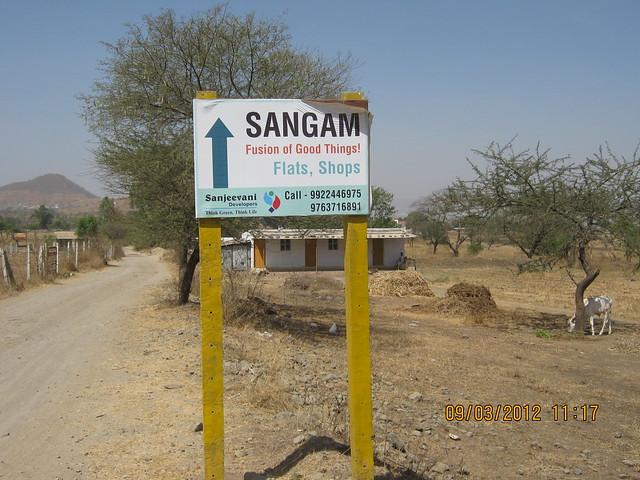 Way to Sanjeevani Developers' Sangam at Sus Pune