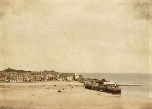 From The Beach At St Ives