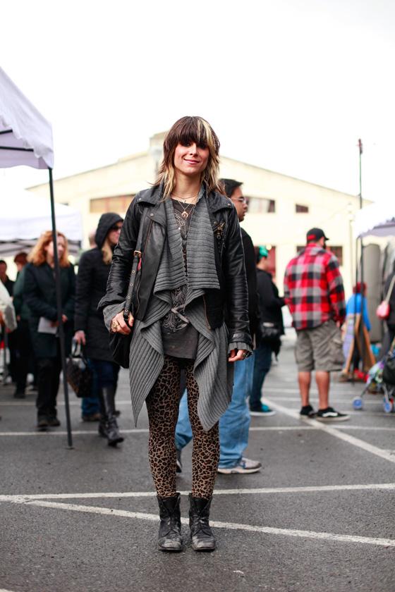 leopardprint_cp san francisco street fashion style