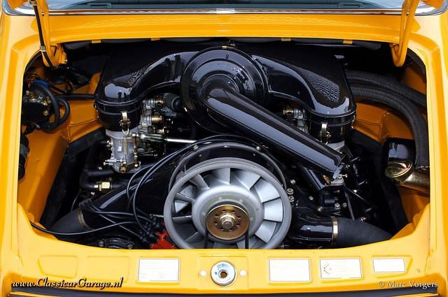 1968 Porsche 911 2 0 Targa Sportomatic Engine Flickr