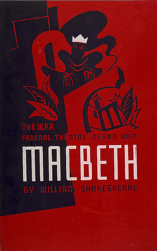 011-The W.P.A. Federal Theatre Negro Unit [presents] Macbeth by William Shakespeare-1936-Library of Congress