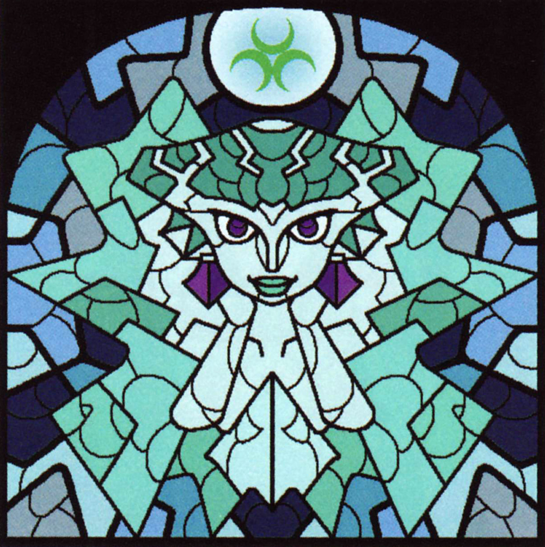 WW Stained Glass Ruto