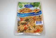 12 - Zutat Gemüsespätzle / Ingredient veg spaetzle