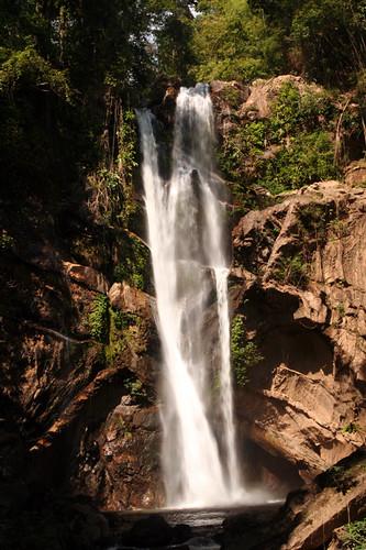 Mork-Fa Waterfall