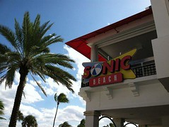 Sonic Beach Fort Lauderdale Florida