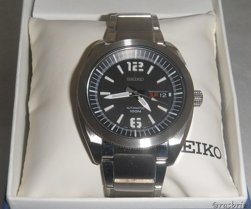 New acquisition: SEIKO SNKF07 6864907271_d909b717fe