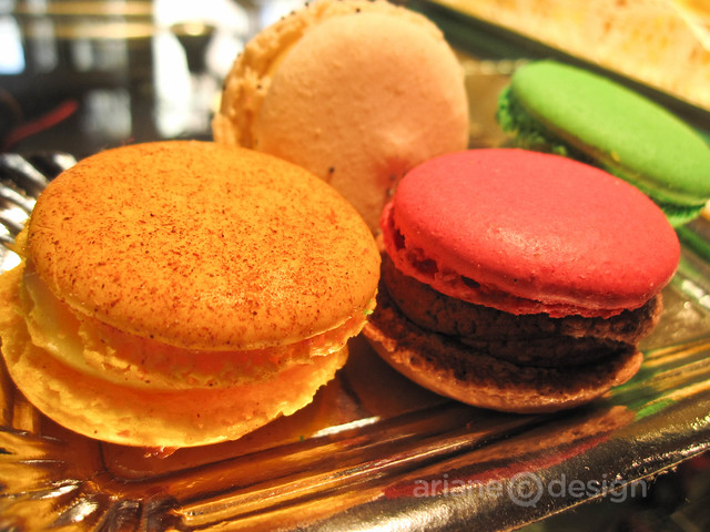Madrid/food/macarons