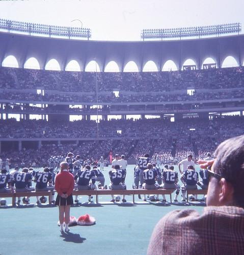 Busch Stadium - 1970