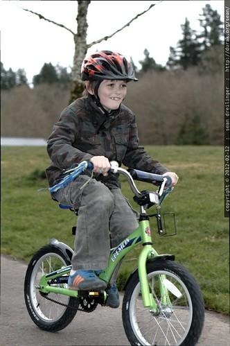 nick biking around the park    MG 8565