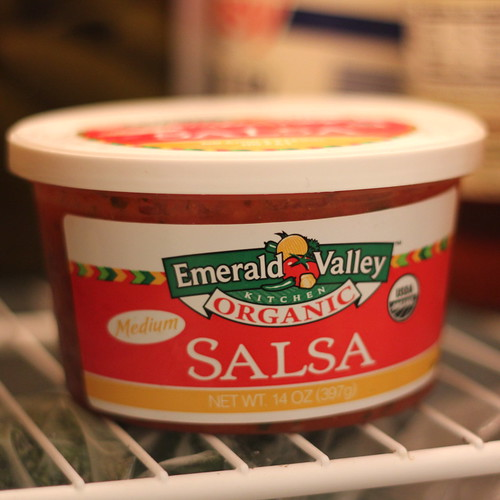 Emerald Valley Salsa - my favorite, no longer local product