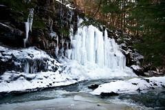 Bozen Kill Falls - Duanesburg, NY - 2012, Jan - 04.jpg by sebastien.barre