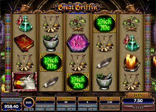 Great Griffin Pick Bonus