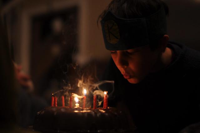 Keats' birthday